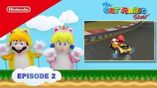 The Cat Mario Show - Episode 2: Super Smash Bros, Mario Kart 8 & More!