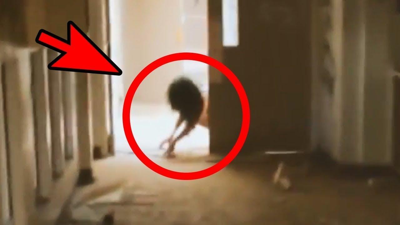 कैमरे में कैद सबसे रहस्यमयी चीजे, हिम्मत है तो इस विडियो को पूरा देखे Scary Things Caught on Camera