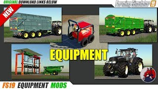 "[""BEAST"", ""Simulators"", ""Review"", ""FarmingSimulator19"", ""FS19"", ""FS19ModReview"", ""FS19ModsReview"", ""fs19 mods"", ""fs19 equipment"", ""OERTZEN E500-30"", ""Bautec (Placeable) Motorized Headers Rack"", ""CASE PUMA"", ""fs19 tractors"", ""fs19 trailers"", ""Broughan Tri"