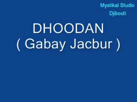 DHOODANGabay Jacbur
