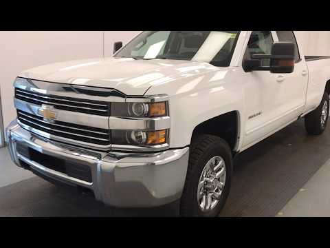White 2017 Chevrolet Silverado 3500HD LT Review lethbridge ab - Davis GMC Buick Lethbridge Appraisal