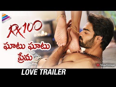 RX 100 LOVE Trailer   Kartikeya   Payal Rajput   #RX100 Movie Latest Trailer   Telugu FilmNagar