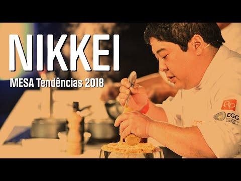 Fusão por Mitsuharu &39;Micha&39; Tsumura –Mesa Tendências 2018