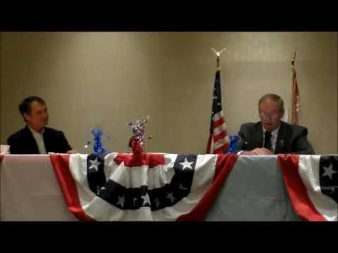 Langston For Sheriff - Wakulla Rep. & Dem. Exec. Joint Forum Remaining Questions and Closing