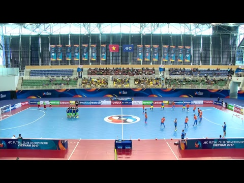 Sanaye Giti Pasand vs Bank of Beirut (AFC Futsal Club Championship 2017: Quarter-Finals)