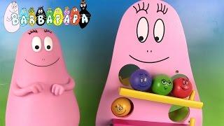 Barbapapa Cascade de boules Ball Maze Cascata di Palline Jouet d'éveil pour bébé