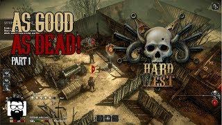 Hard West - As Good as Dead - Part 1