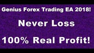 Genius Forex Trading EA 2018! US$ 99 Thousands of Profit