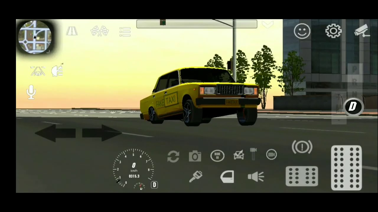 FAKE TAXI!! - GTA 5 Online
