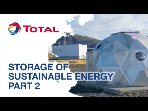 Energy Storage: How to store renewable energy? (part 2/2) | Sustainable Energy