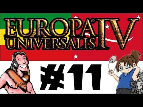 Europa Universalis IV - Party in the Red Sea...with Briarstone! - Part 11