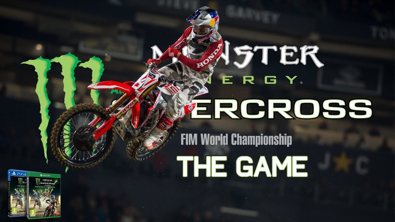 supercross the game gameplay montage youtube. Black Bedroom Furniture Sets. Home Design Ideas