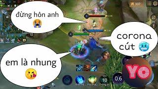 Troll Game _ Chat Tổng Em Là Nhung Corona Và Cái Kết Hài | Yo Game