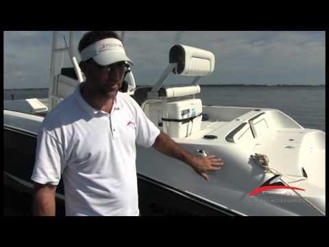 Yamaha Jet Boat Yamaha FSH Port Side