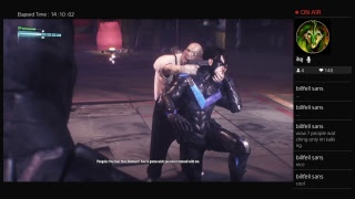 Batman Arkham Knight gameplay RP in the chat if you like