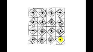 Zentangle Patterns | Tangle Patterns? -  Hako