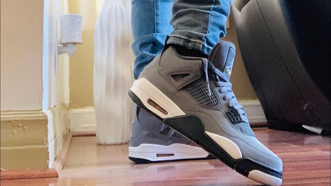 cool grey 4 outfits