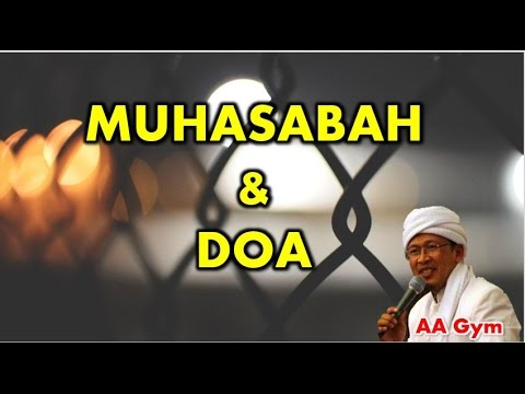Muhasabah dan Doa AA Gym Daarut Tauhid