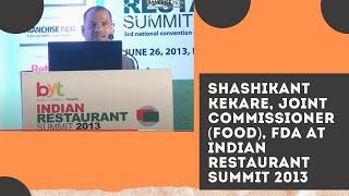 Shashikant Kekare  Joint Commissioner