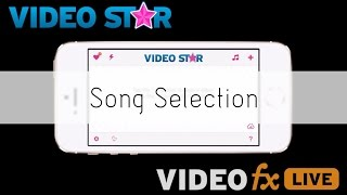 Song Selection Tutorial