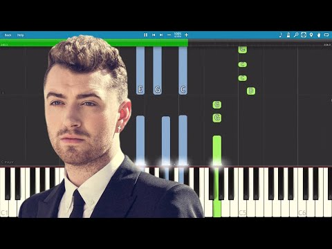 Sam Smith - Pray - Piano Tutorial - How To Play Pray