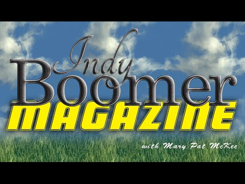Indy Boomer Magazine with guest Anne Hensley Poindexter, Attorney at Law