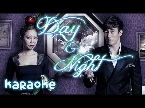 Gummy - Day & Night [karaoke]