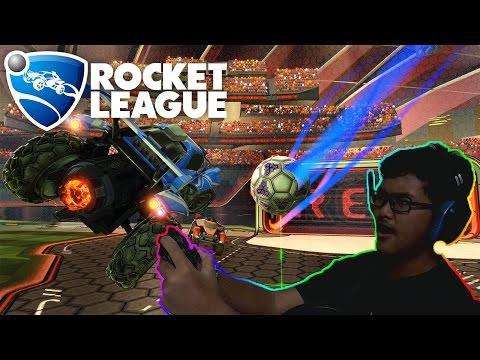 Rocket League - REAL MADRID MAIN PAKE MOBIL