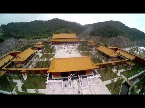 Controversial replica Old Summer Palace opens in China