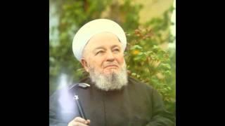 Mahmud Efendi Hazretleri (KS) Asrın Müceddidi Sesli Sohbeti 2