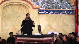 zakir saqlain ghallu bab-ul-hussain D.G khan shahdat maula ghazi abbas alamdar (AS) 2015