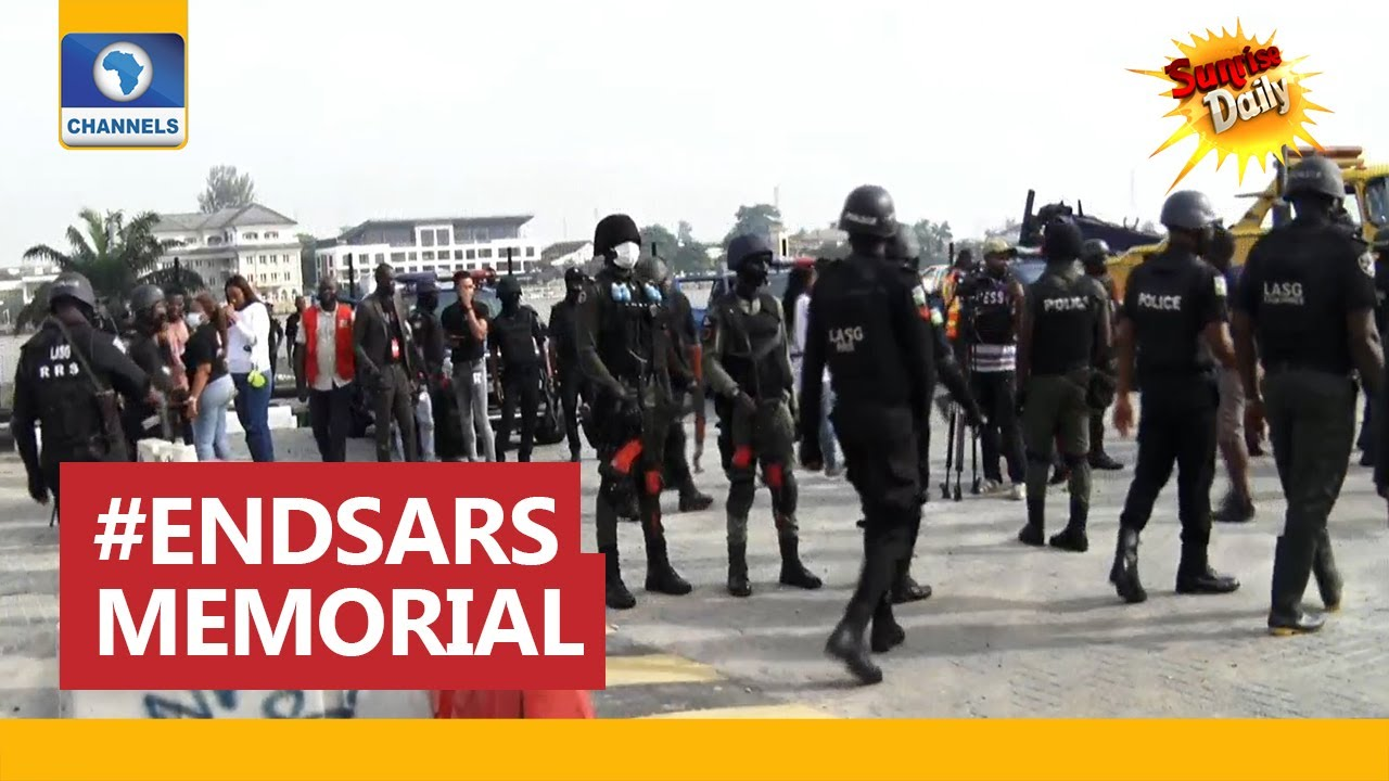 Download #ENDSARS Memorial: I Expected Today To Be A Day Of Sobriety For Govt - Adegboruwa