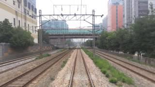 경부선 후부영상 #2 영등포~수원
