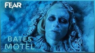 Romero Finds Norma's Body   Bates Motel