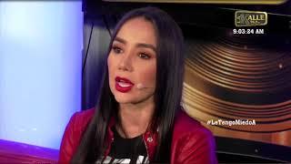 Paola Jara expresa su dolor por la partida de Jorge Luis Hortua | La Kalle