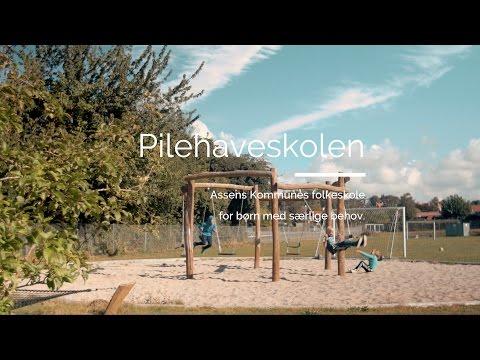 Profilfilm for Pilehaveskolen i Assens
