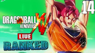 Dragon Ball Xenoverse - Did You Miss Me? - Live ranked Ep.14