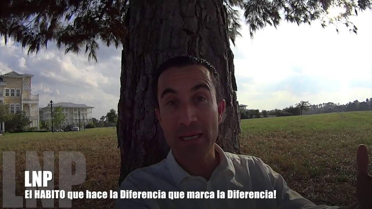 292 El Habito que hace la Diferencia que marca la Diferencia por Luis R Landeros