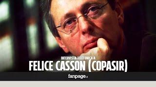 """Casson (Copasir): """"L'Italia rischia da sempre, le città d'arte sono un obiettivo. Serve soluzione po"""