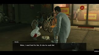 Yakuza Kiwami How to save the dog in Chapter 4