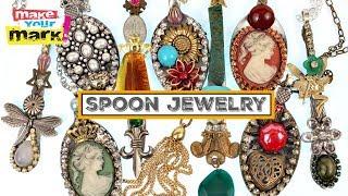 Spoon Jewelry DIY