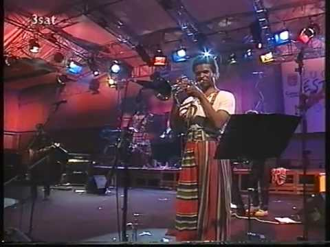 Manu Dibango Live Jazz Festival Lugano 1996