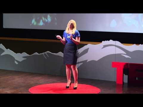 Nepotism is my American dream | Shila Morris | TEDxUniversityofNevada