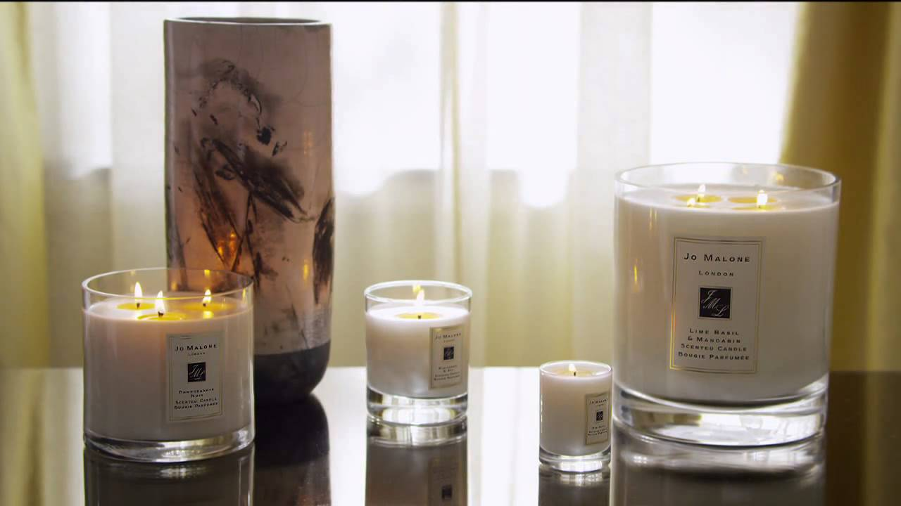 jo malone london home candle youtube. Black Bedroom Furniture Sets. Home Design Ideas