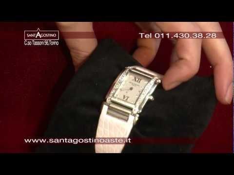 Presentazione orologi e gioielli asta 121 Sant'Agostino Casa d'Aste