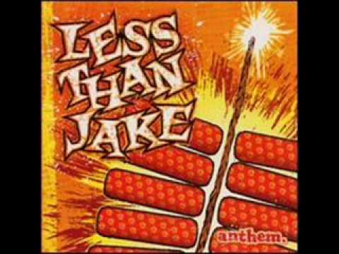 Less Than Jake - The Brightest Bulb Has Fallen Out/ Screws Fall Out mp3
