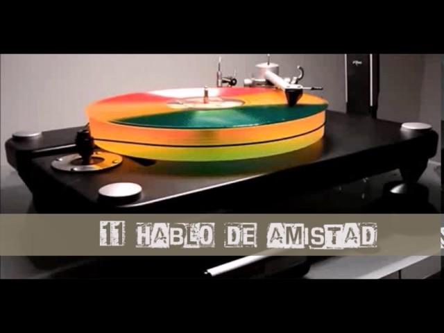 Puño & Letra - VIHH - 11. HABLO DE AMISTAD (CON MAZE)