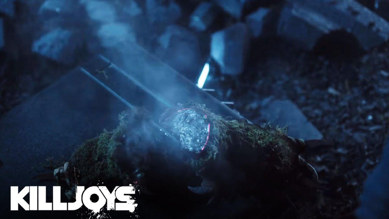 Download KILLJOYS (Inside Episode)   Season 2, Episode 3   SYFY