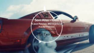 Sevn Alias - Gass ft. Jason Futuristic, BKO & Jairzinho INSTRUMENTAL (PROD. BY TheExergon)