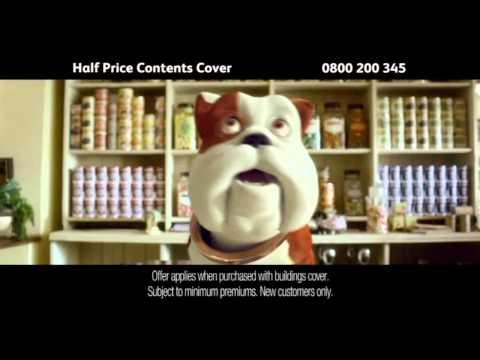 Churchill  - January 2011 - TV Advert